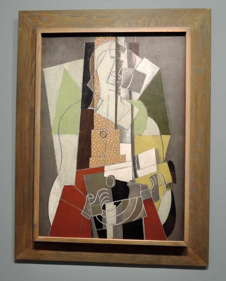 Exposition braque au grand palais for Braque peintre