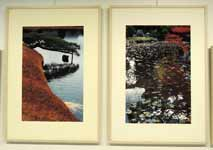 Soirée à la MCJP - Exposition Claude Lefevre et poèmes de Ogawa Shizue DSCN8861-p