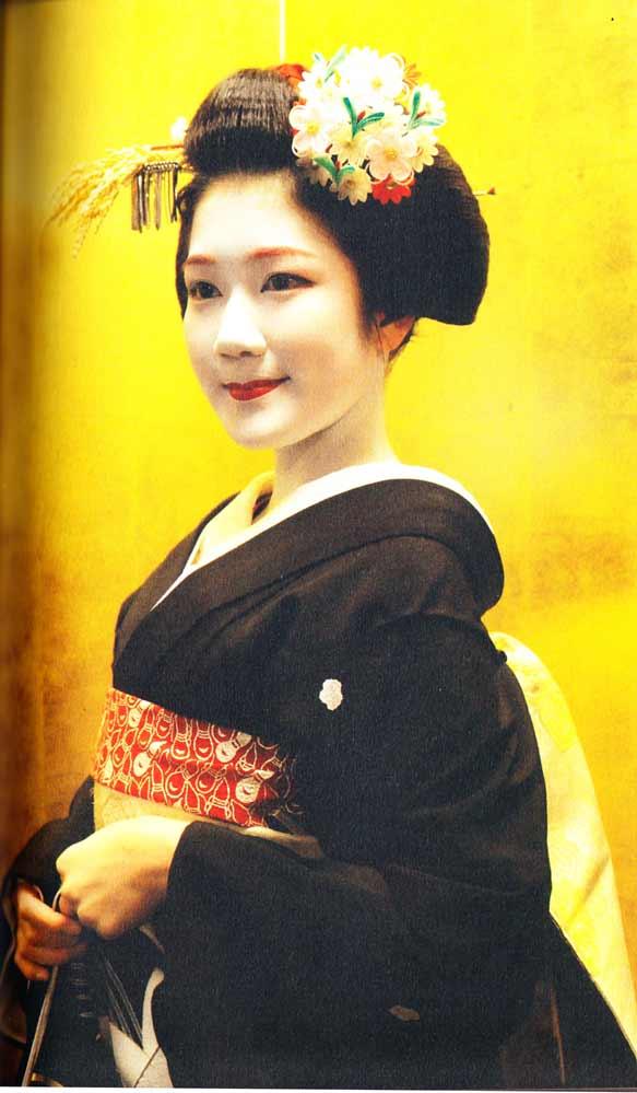 """Résultat de recherche d'images pour """"maiko journal d'une apprentie geisha"""""""